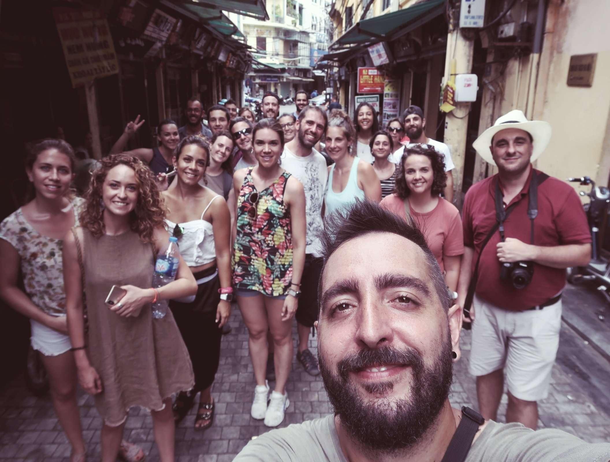 Free Tour en Espanol Vietnam