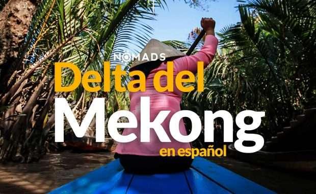 delta del Mekong en Espanol