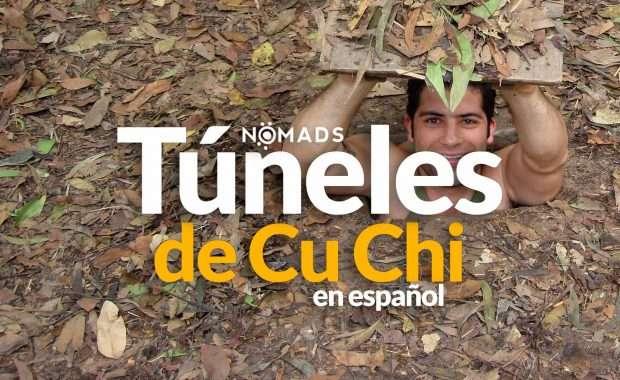 Tuneles de Cu Chi en Espanol
